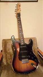 Električna gitara ručni rad