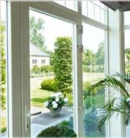 Dvokrilni PVC prozor 120x120 cm