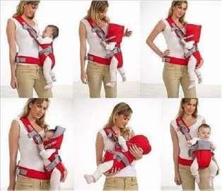 Kengur nosiljka za bebe 5u1 - novo