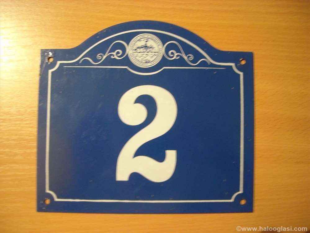 Broj za kuću | Halo Oglasi