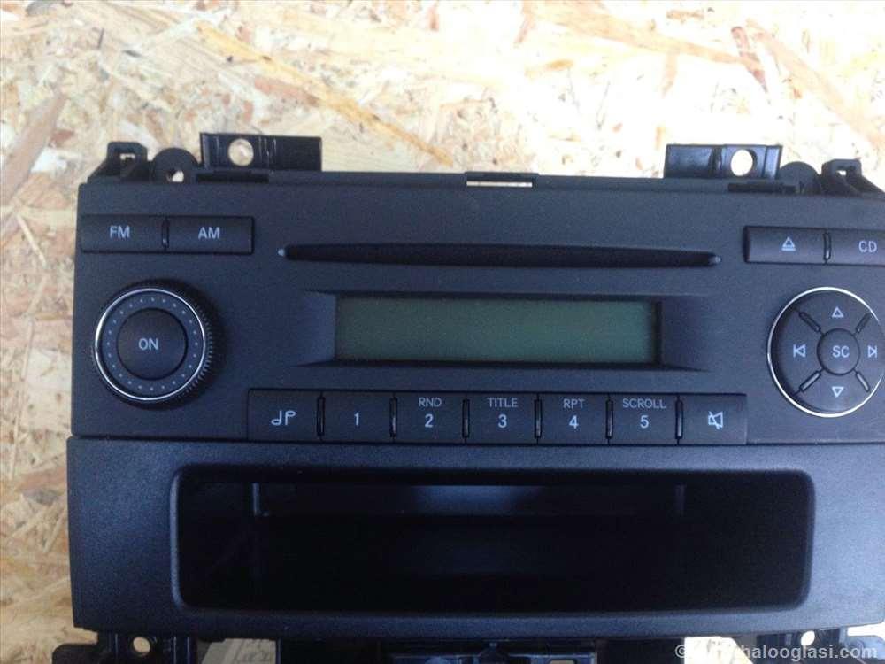 vw crafter cd radio stereo halo oglasi. Black Bedroom Furniture Sets. Home Design Ideas