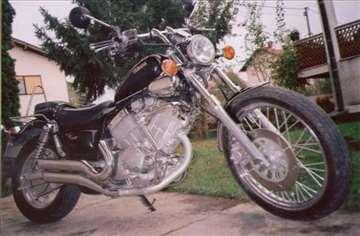 Yamaha Cruiser