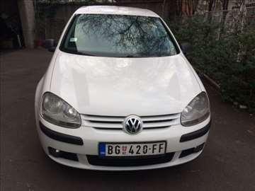 VW Golf V golf 5