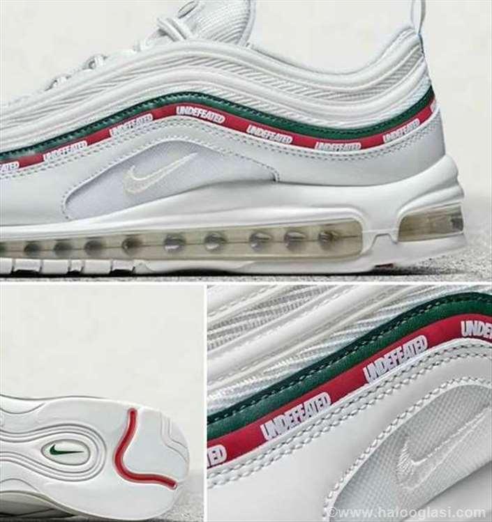 size 40 256d0 7678a Limitirana serija Nike Air Max 97 Gucci