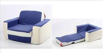Plišane Fotelje Na Razvlačenje Halo Oglasi