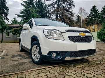 Chevrolet Orlando 1.8 LTZ