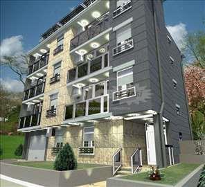 Atraktivan stan, 43,75 m2, Banovo brdo