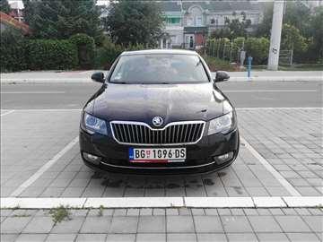 Škoda SuperB DSG u odličnom stanju
