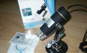 Digitální mikroskop dino lite am tl abe tec s r o