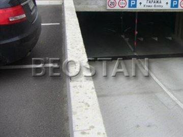 Novi Beograd - BELVILLE GARAZA ZASEBNA ID#27357