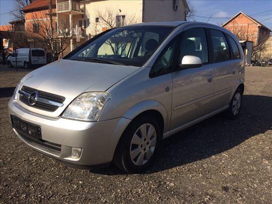 Opel Meriva 1.6B, ECO TEH, CH
