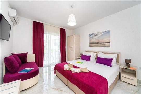 Hotel Adria Susanj Mapa