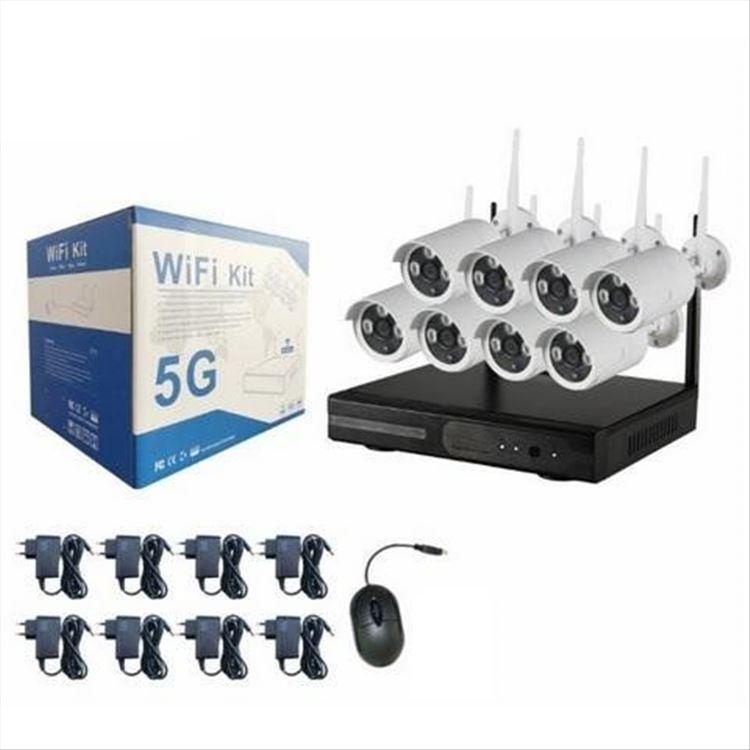 WiFi kamere - Video nadzor komplet 4 або 8 kamera   Halo Oglasi