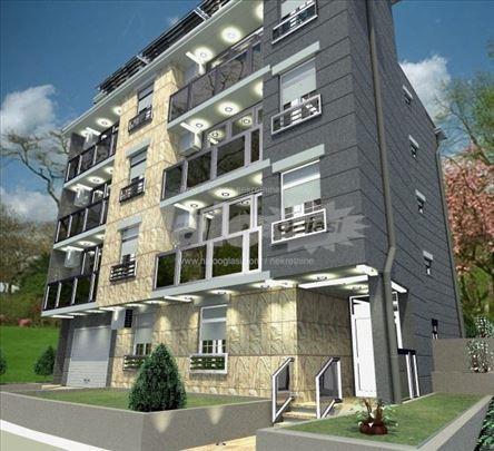 Atraktivan stan, 28,74 m2, Banovo brdo