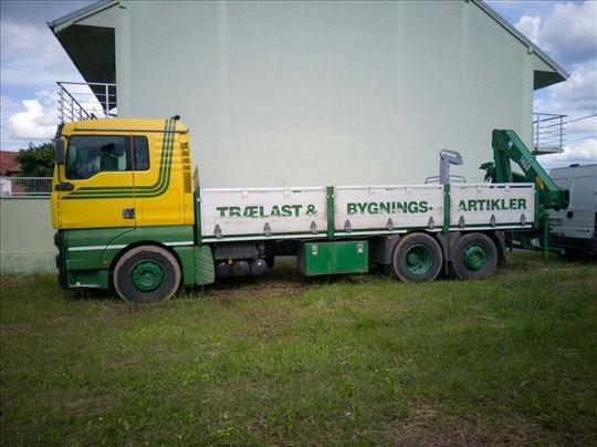 Prodajem kamion MAN 26.363 FNLLC