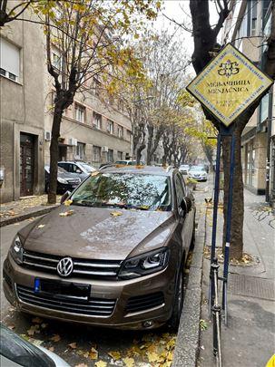 Volkswagen Touareg V6 TDI